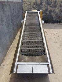 China Multi Rake Wastewater Bar Screen Mechanical Type Remove Large Solid Reject supplier