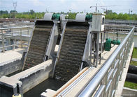 Pretreatment Wastewater Screening Equipment Self Cleaning Low Maintenance
