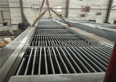 China Advanced Static Screen Wastewater Practical Design Customized Color High Strength distributor