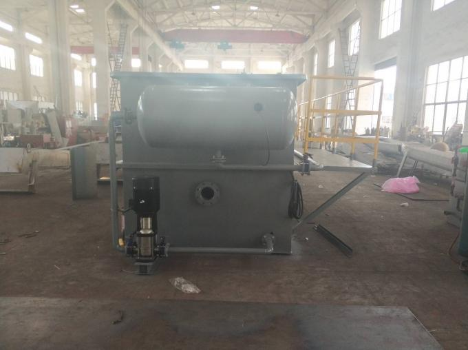 High Surface Load Dissolved Air Flotation Unit Large Purification Capacity Safe